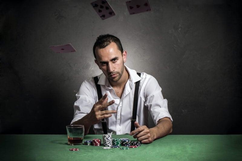 So entsteht Glücksspielsucht