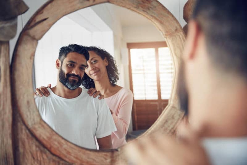 Beziehung als Spiegel