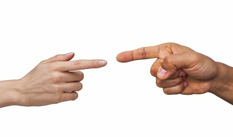 Was sollte ich im Konfliktfall vermeiden